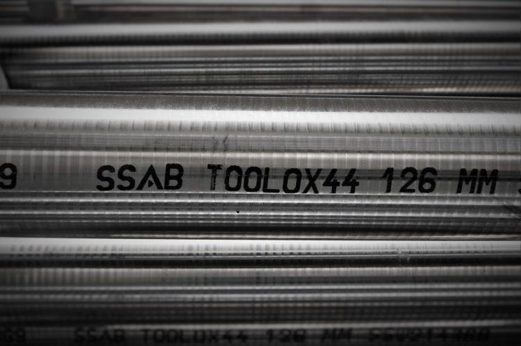 Acier à outil Toolox® 44